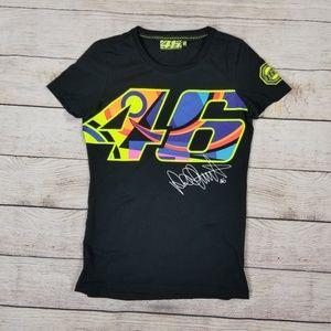 VR46 RACING APPAREL VALENTINO ROSSI SHIRT